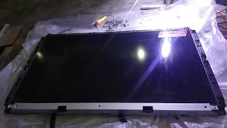 cara pasang PANEL LCD TV merk LAIN (PANEL POLYTRON TO LG)