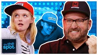 On The Spot: Ep. 117 - Burnie Gets Bullied | Rooster Teeth