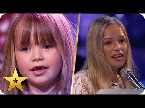 All grown up! The child stars of BGT return to the stage | BGT: The Champions Video Clip