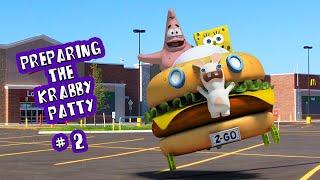 SpongeBob in real life 2