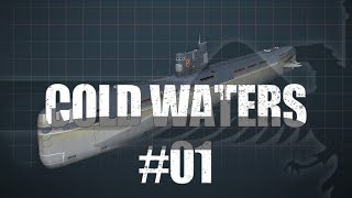 Cold Waters #01 WOLFPACK - SUBMARINE WARFARE SIM Cold Waters Let