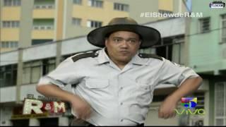 El Amet y Las Multas en El Show de Raymond y Miguel