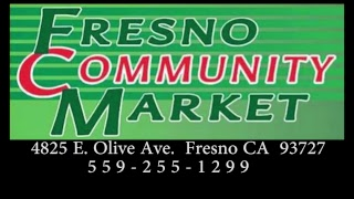 Fresno Community Market special sale August 16 thru 29, 2017 only!