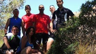 Ruta BTT Gilet-Santo Espiritu- Pico del Aguila Torraets