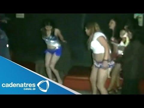 ¡¡¡PALIZA Castigan a latigazos a prostitutas y clientes en Perú