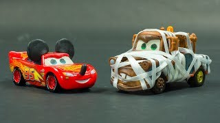 SNEAK PEEK Cars vs. Zombie Cars EXCLUSIVE Halloween Episode COMING THIS FRIDAY!