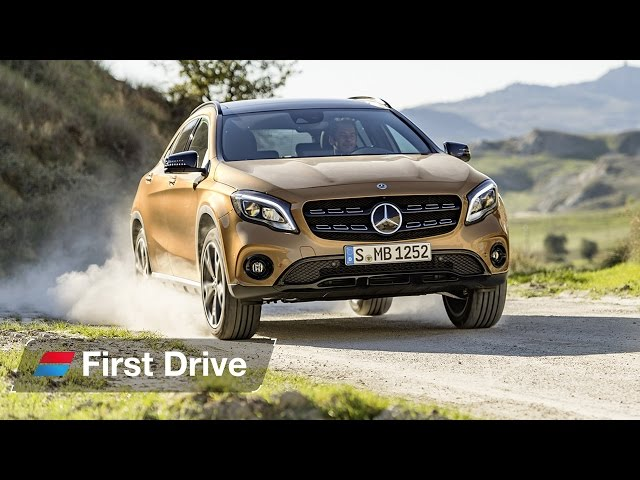 Mercedes GLA 2017 first drive review