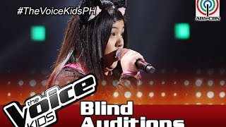 """The Voice Kids Philippines 2016 Blind Auditions: """"Mr Cupido"""" by Gabie"""