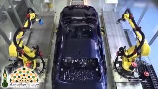 شاهد إلى أي مدى تساهم التكنولوجيا المتقدمة في صناعة السيارات الحديثة