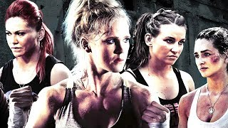 FIGHT VALLEY Trailer (Holly Holm MMA Movie - 2016)