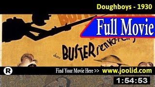 Watch: Doughboys (1930) Full Movie Online