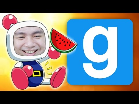 Main Bomberman - Garry's Mod - Indonesia Gmod (Ft Devin & Gogogoy)