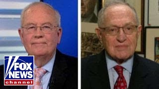 Ken Starr and Alan Dershowitz talk Rob Porter, Russia probe