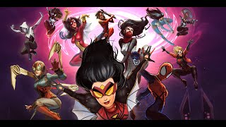 Meet the Spider-Women of Marvel in Spider-Man Unlimited
