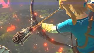 The Legend of Zelda: Breath of the Wild - Trailer compilation (E3 + ND)