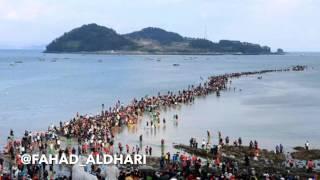 معجزة انشقاق البحر في كوريا الجنوبية