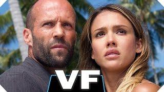 MECHANIC 2 : RESURRECTION Bande Annonce VF + VOST (Jason Statham, Jessica Alba - Action, 2016)