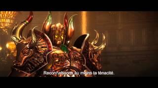 Les Chevaliers du Zodiaque - La Légende du Sanctuaire - Extrait #1 VOST