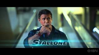The Expendables 3 - Roll Call Trailer