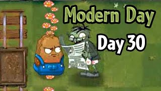 Plants vs Zombies 2 - Modern Day - Day 30: Don't Trample the Flowers