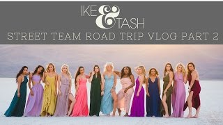 Lulus x Teen Models x The Desert -Fashion Photography VLOG Part 2