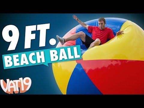 Biggest Beach Ball You ve Ever Seen