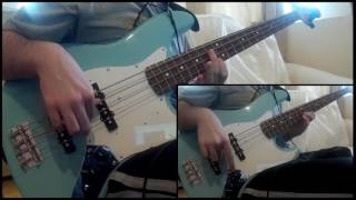 The Secret of Women's Heart - Federico Malaman & Henrik Linder(Bass Cover) With TABS