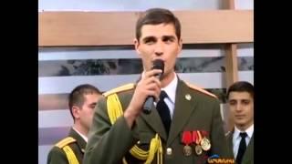 Artur Karapetyan Qez parq zinvor