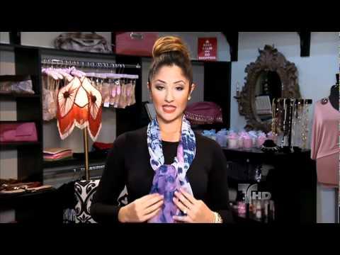Levántate 10 formas de usar la bufanda Telemundo