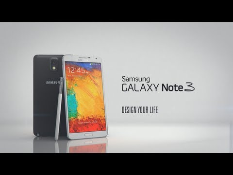Samsung note 3 - Official Video