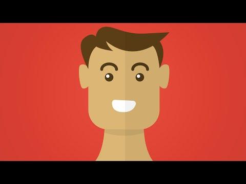 Illustrator Tutorial: Flat Design Portraits