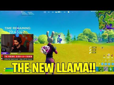 I FOUND The New LLAMA in Season 7