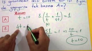 İŞÇİ HAVUZ PROBLEMLERİ 1 - Şenol Hoca