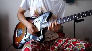 Red Hot Chili Peppers-Sick Love(cover)