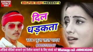 दिल धड़कता // Bhojpuri Superhit Song // Kush Lal Yadav - Dil Dhandkata Kehu Ke Pyar Me