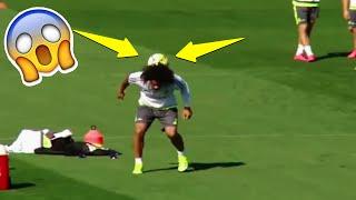 Los Mejores Lujos de Cracks en Entrenamientos Parte 2 ● Amazing Skills In Training