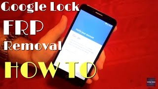 How to Bypass FRP lock on any Alcatel Idol or Onetouch