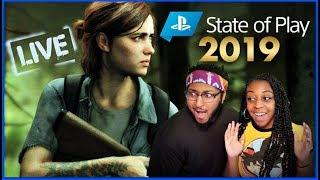 Playstation State Of Play Live Reaction!!