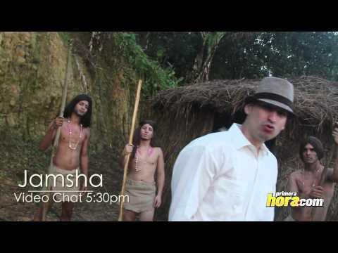 Promo videochat con Jamsha 21 de noviembre de 2012