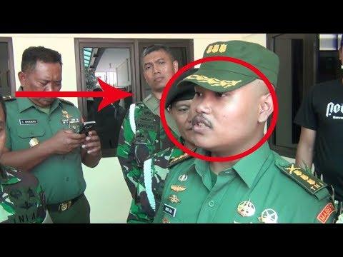 Ngaku TNI Pangkat Kolonel, Orang Ini Sering Makan Gratis Di Warteg