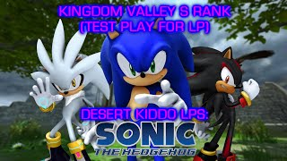 Sonic the Hedgehog 2006 Kingdom Valley S Rank & LP Teaser