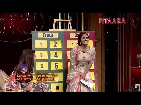 Xxx Mp4 Yaaran Di No 1 Yaari Ammy Virk Wamiqa Gabbi Mandy Takhar Promo Pitaara TV 3gp Sex