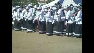 Shembe dance Hymn: