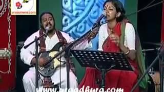 Bangla Ghate lagaiya dinga  live song by anusheh  bangla band mp4