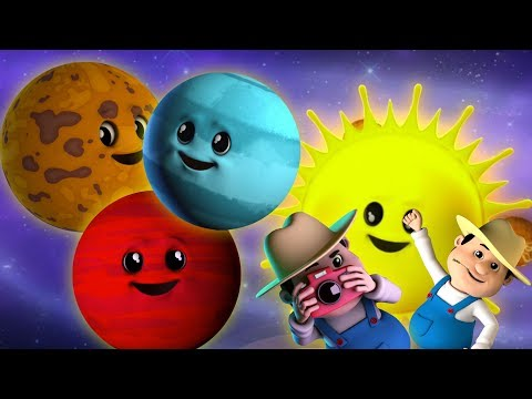 Download Planet Lagu | Lagu Tata Surya | Belajar video | Learn Planets Names | Baby Rhyme | Planets Song free