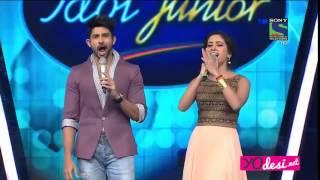 Indian Idol Junior 2nd August 2015-Part 1 - Badshah - Tribute to Kishore da