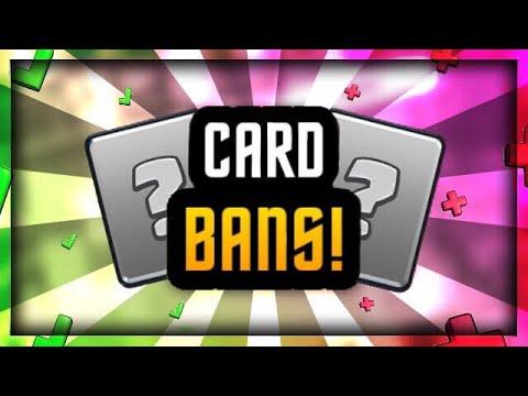 "PROS DEBATE :: ""BANS"" - Good or Bad for Clash Royale?"