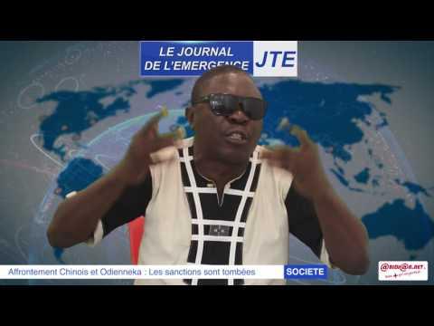 JTE : Affrontement Chinois et Odienneka, Gbi de Fer donne la suite de l'affaire