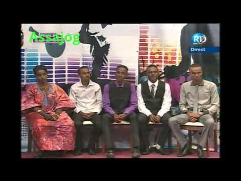 Djibouti Concours des jeunes talents 05 12 2013 part 1 2