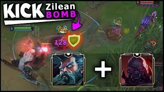 Bowling with Sion & Zilean COMBO (65% Win rate)